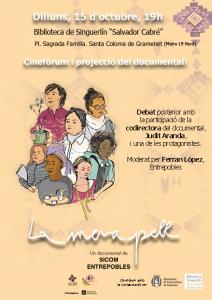 """Santa Coloma de Gramenet: La meva pell @ Biblioteca del Singuerlín """"Salvador Cabré"""""""