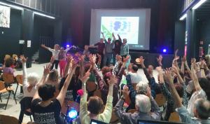 Madrid: Encuentro de formación interna @ San Fermín