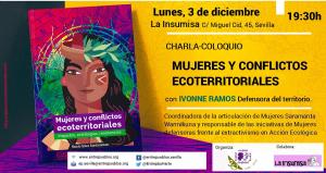 Sevilla: Mujeres y conflictos ecoterritoriales @ La Insumisa