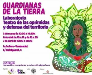 Valencia: Guardianas de la tierra @ La Gotera - Benimaclet