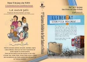Sant Sadurní d'Anoia: 11ª Quinzena Solidària @ Plaça de l'Ajuntament