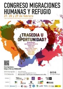 Valladolid: Libertad significa movimiento. Congreso de Migraciones y Refugio @ Aula Mergelina