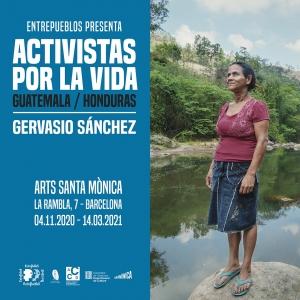 """Barcelona: Inauguración de la exposición """"Activistas por la vida"""" @ Arts Santa Mònica"""