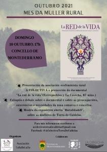 "Coloquio e debate sobre o documental ""La Red de la Vida"""